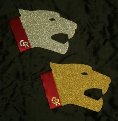 Glittered Cougar Profile
