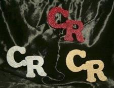Glittered CR