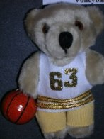 Athlete Bear Small or Large